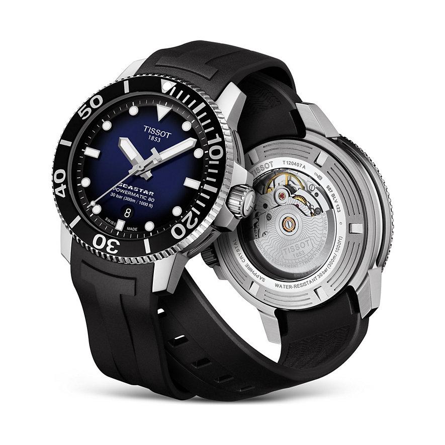 Tissot Taucheruhr Seastar 1000 Automatic T120.407.17.041.00