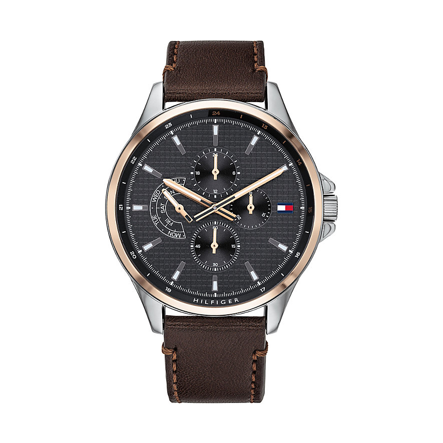 Tommy Hilfiger Herrenuhr Casual 1791615