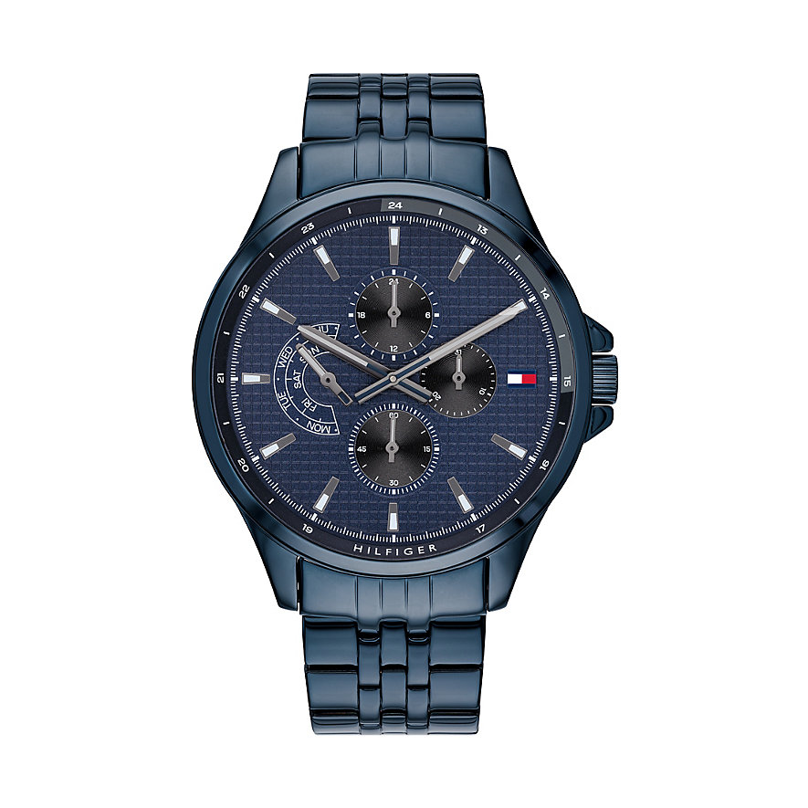 Tommy Hilfiger Herrenuhr Casual 1791618
