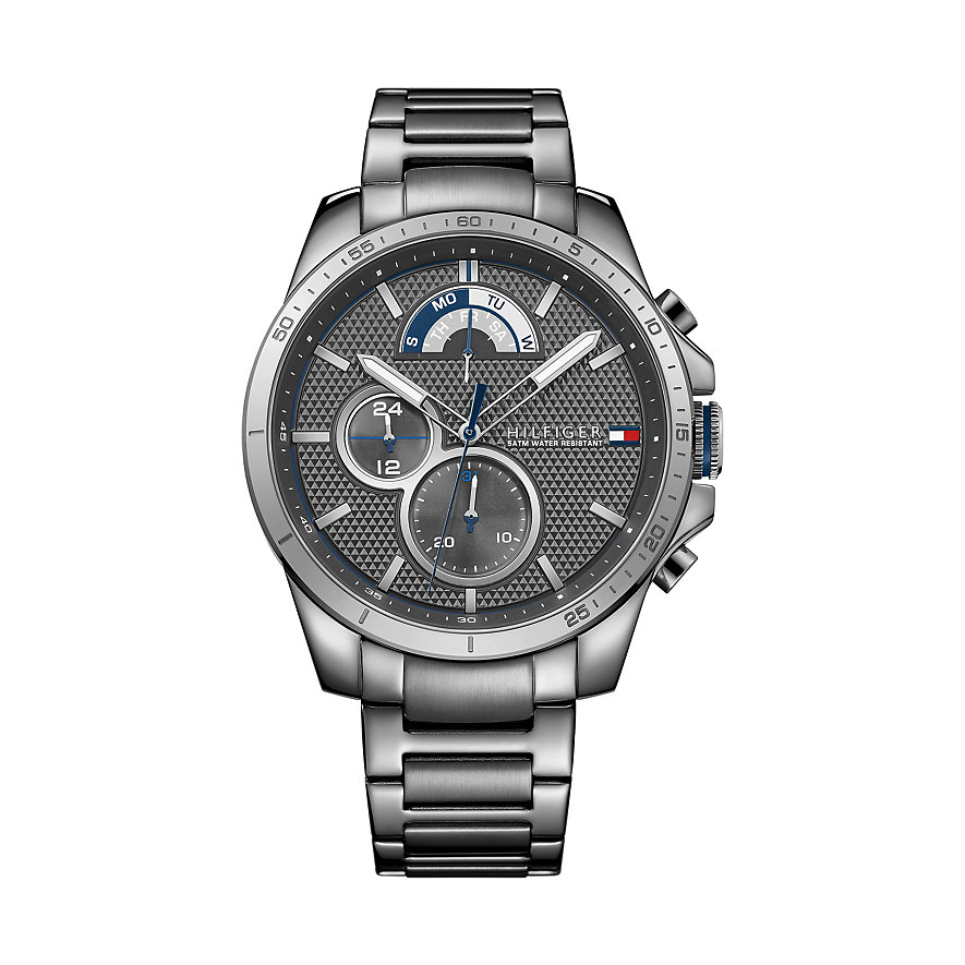 Tommy Hilfiger Herrenuhr Cool Sport 1791347