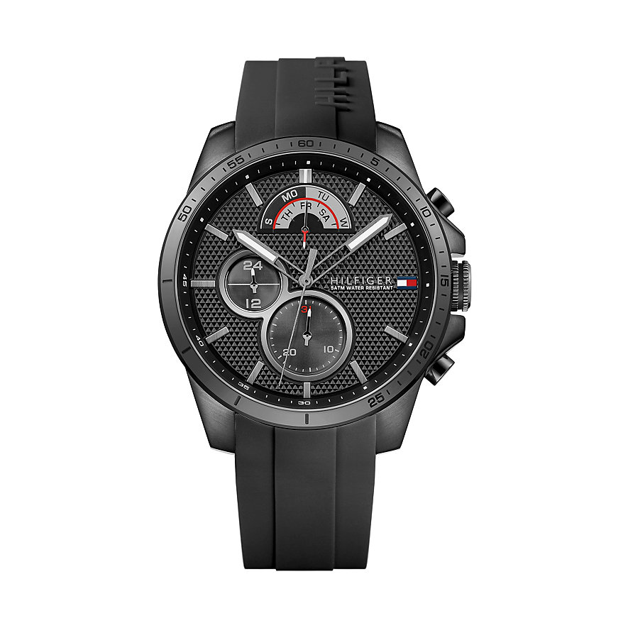 Tommy Hilfiger Herrenuhr Cool Sport 1791352