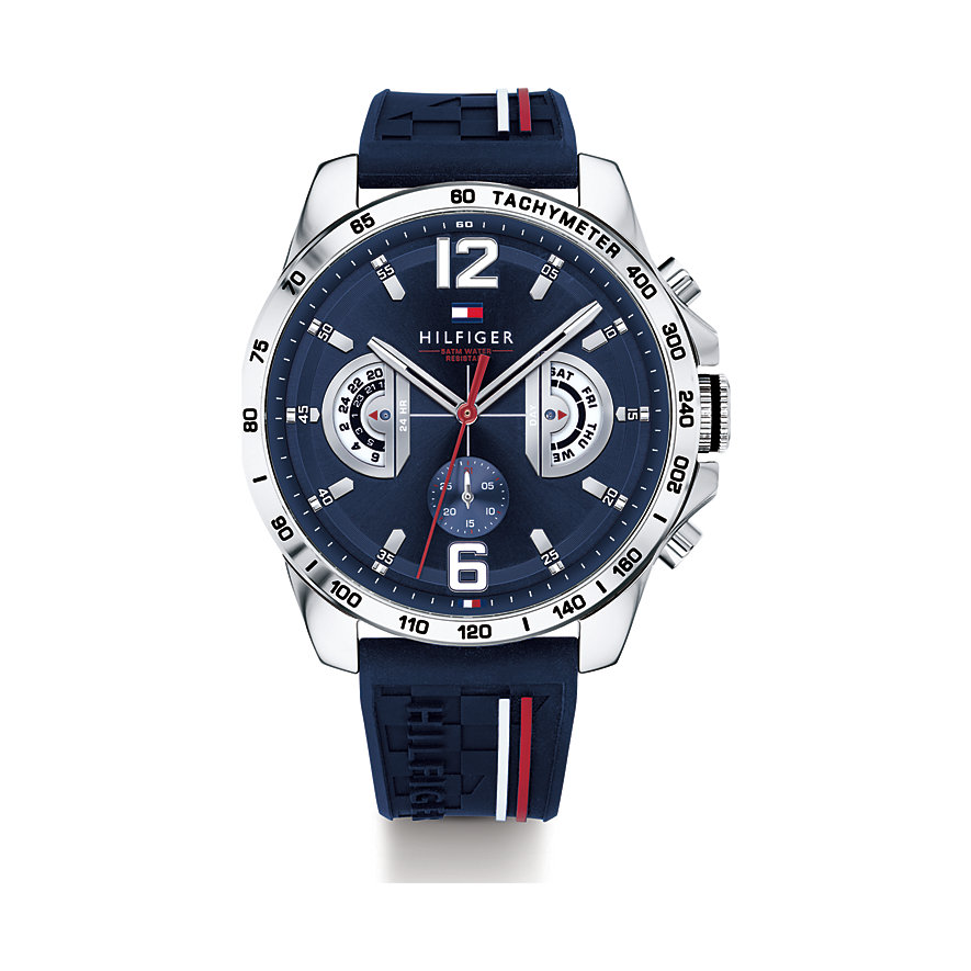 Tommy Hilfiger Herrenuhr Cool Sport 1791476