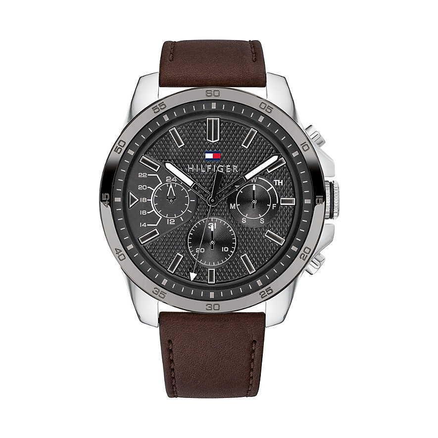 Tommy Hilfiger Herrenuhr Decker 1791562