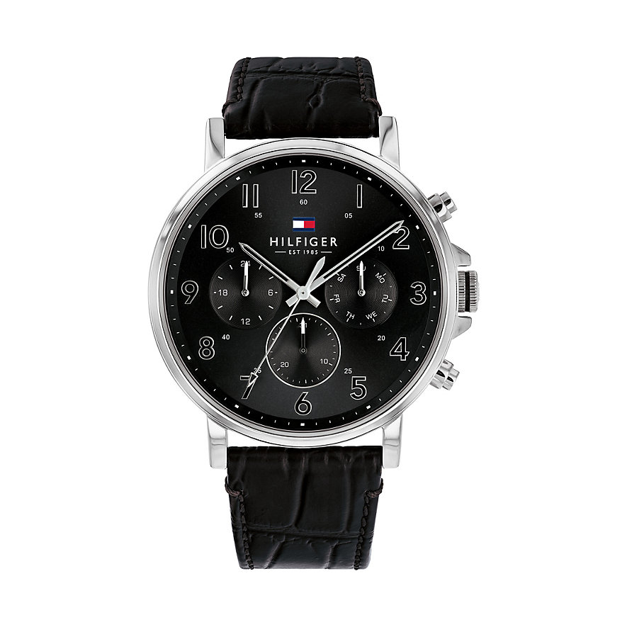 Tommy Hilfiger Herrenuhr Dressed Up 1710381