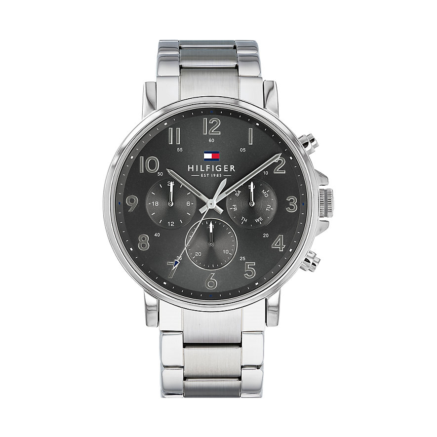 Tommy Hilfiger Herrenuhr Dressed Up 1710382