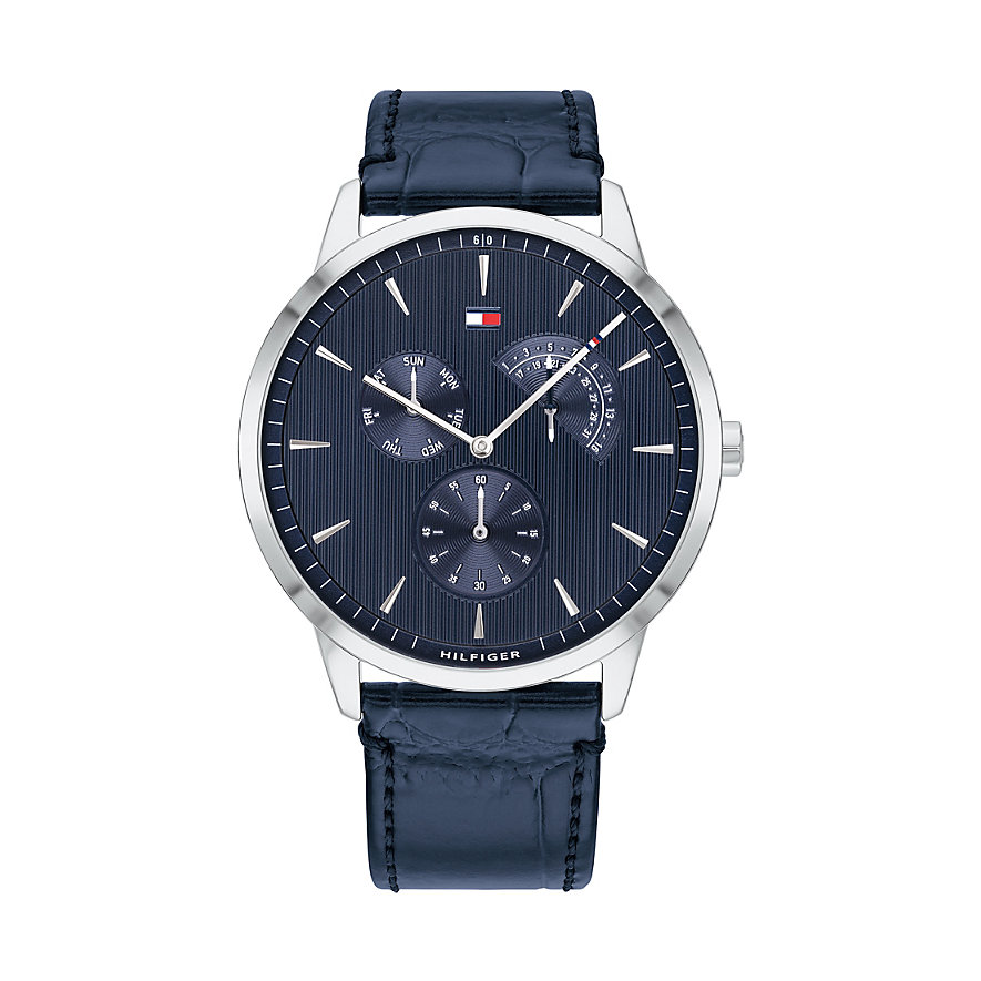 Tommy Hilfiger Herrenuhr Dressed Up 1710387