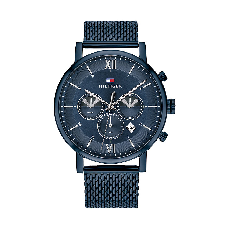 Tommy Hilfiger Herrenuhr Evan 1710397