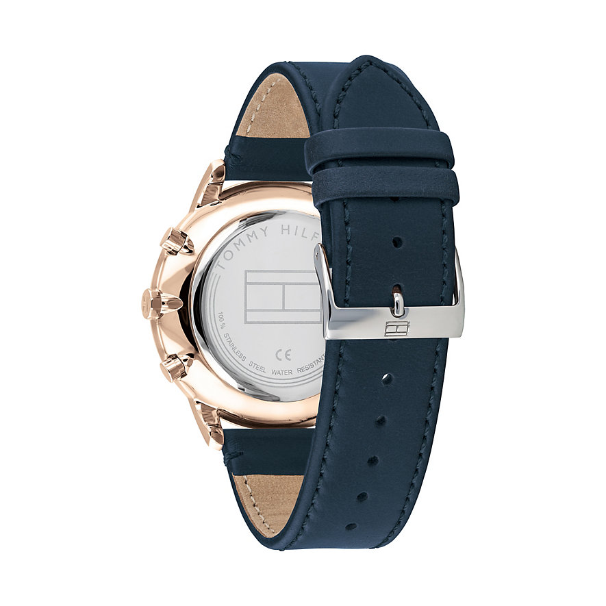 Tommy Hilfiger Herrenuhr Hunter 1710405
