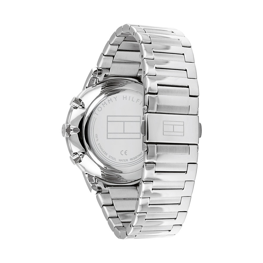 Tommy Hilfiger Herrenuhr Hunter 1710407