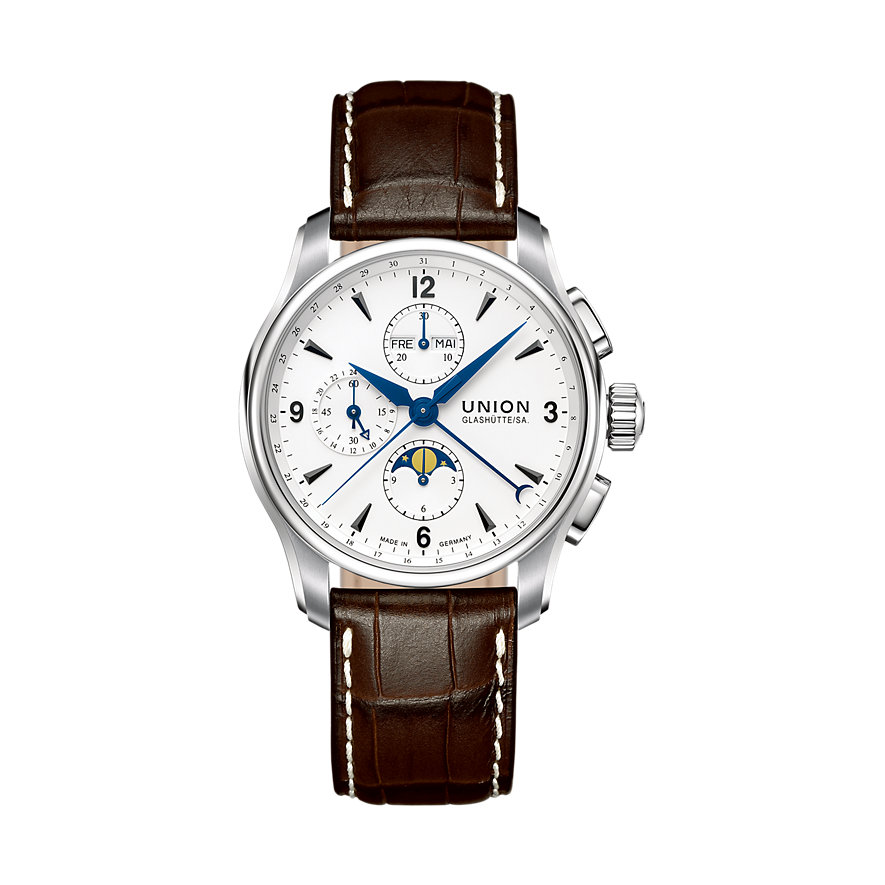 Union Glashütte Belisar Mondphase Chronograph D002.425.16.037.00