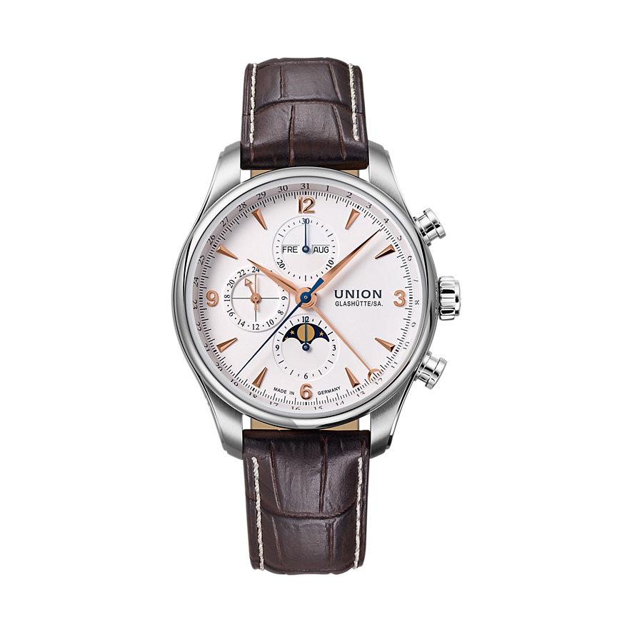 Union Glashütte Chronograph Belisar Chronograph Mondphase D0094251601701