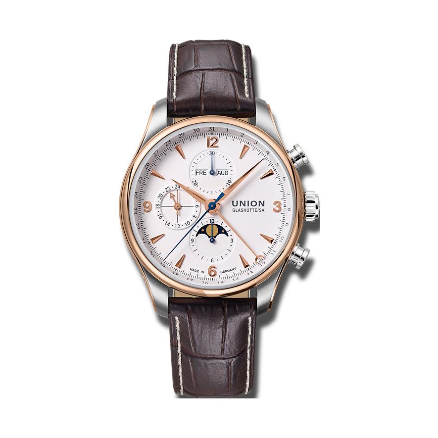 Union Glashütte Chronograph Belisar Chronograph Mondphase D9044254601701