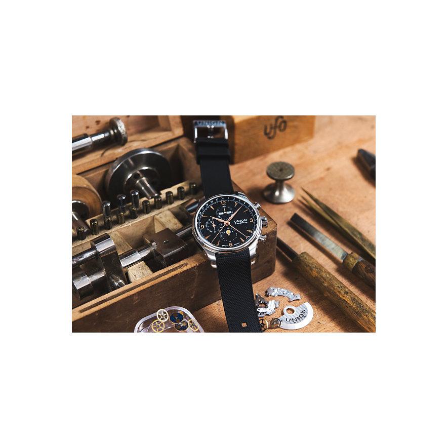 Union Glashütte Chronograph Belisar Mondphase D0094251705701