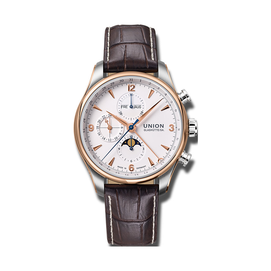 Union Glashütte Chronograph Belisar Mondphase D9044254601701