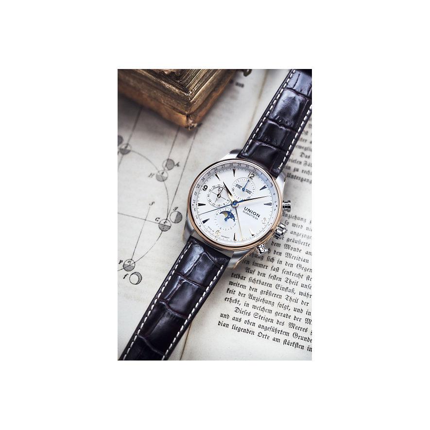 Union Glashütte Chronograph Belisar Mondphase D9044254601701