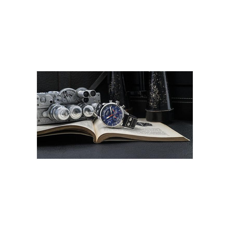 Union Glashütte Chronograph Belisar Pilot Chronograph D0096271604700