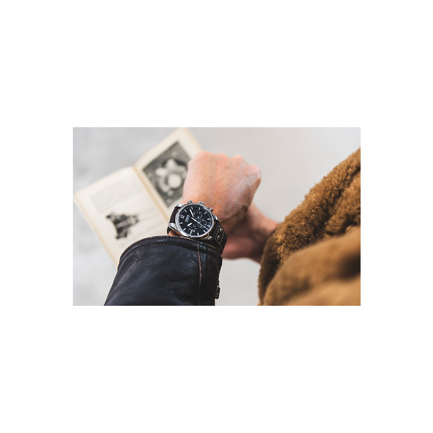 Union Glashütte Chronograph Belisar Pilot Chronograph D0096271605700
