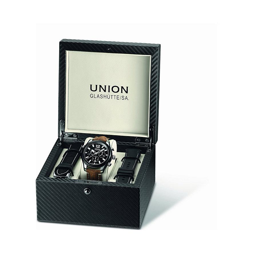 Union Glashütte Chronograph Belisar Uhrenset Sport D0099272620700