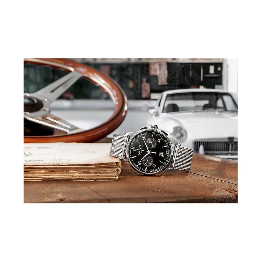 Union Glashütte Chronograph Noramis D0084271105700