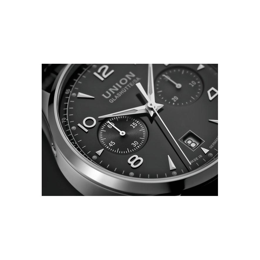 Union Glashütte Chronograph Noramis  D0084271605700