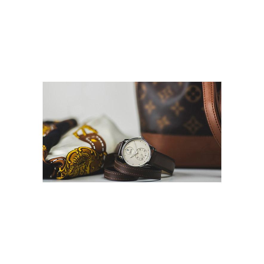 Union Glashütte Damenuhr Seris Kleine Sekunde D0132281602100