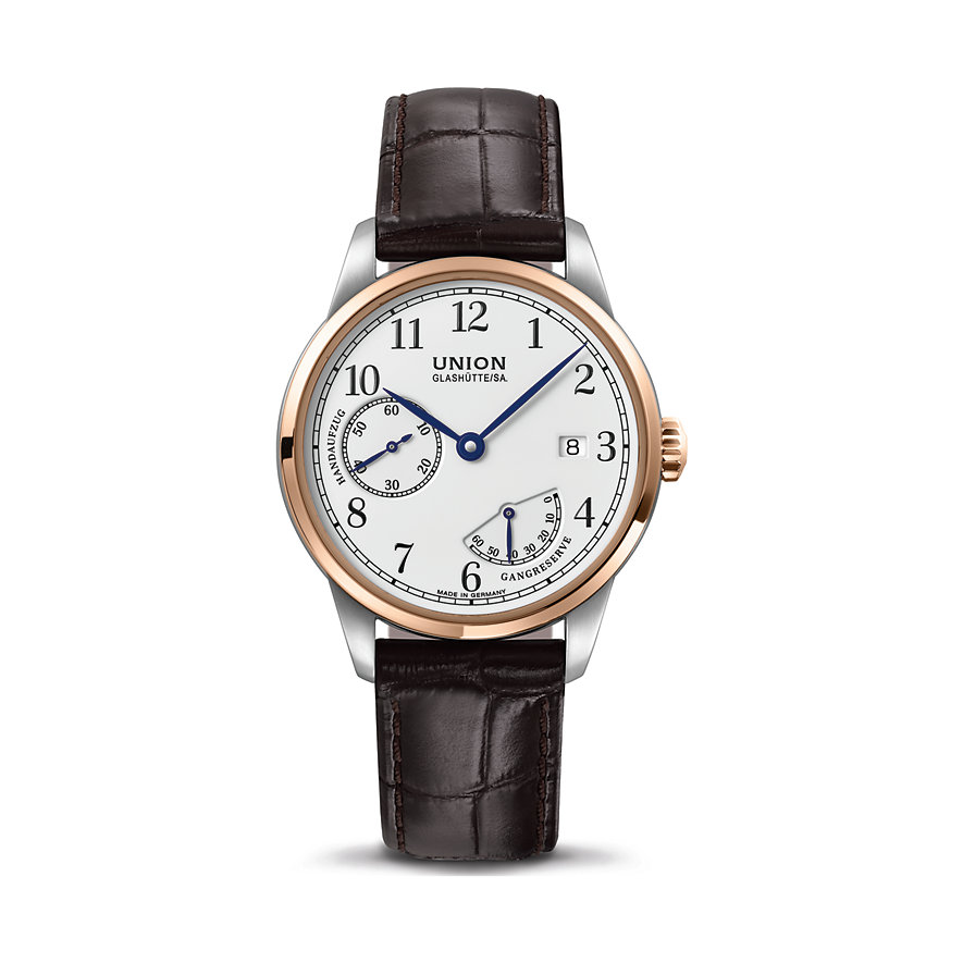 Union Glashütte Herrenuhr 1893 Johannes D9064562601700