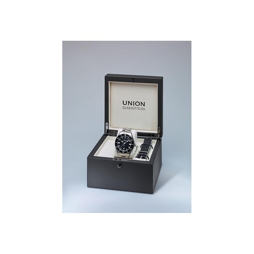 Union Glashütte Uhren-Set Belisar Uhrenset Datum Sport D0099071105700