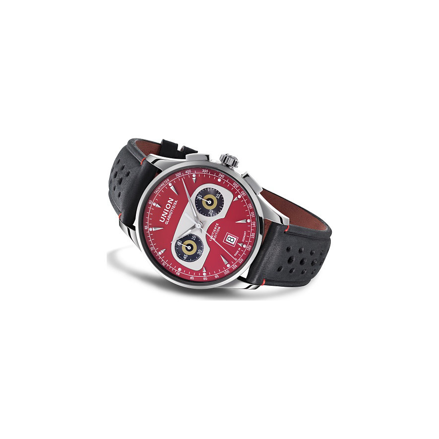 Union Glashütte Uhren-Set Noramis Chronograph D0084271642109