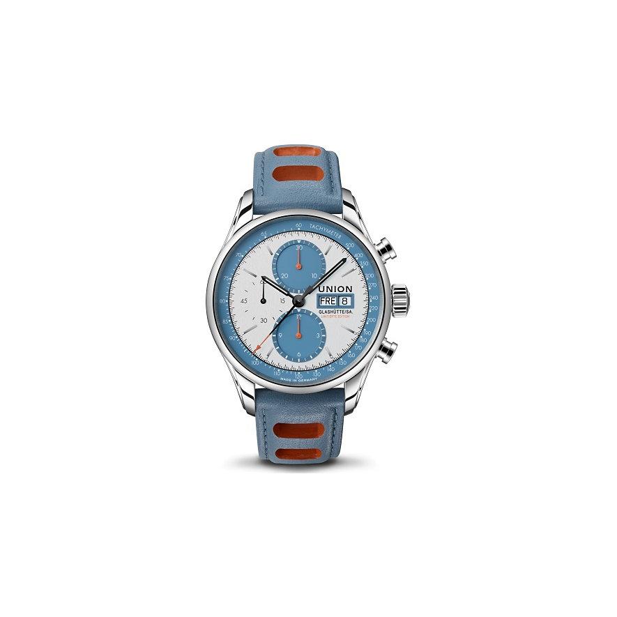 Union Glashütte Uhren-Set Viro D0114141603109