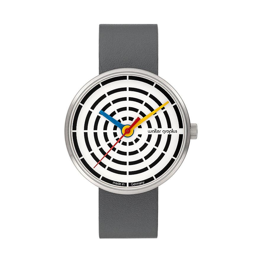 Walter Gropius Unisexuhr Space Loops 003-01