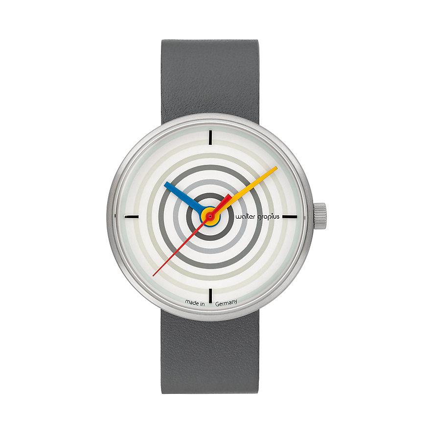 Walter Gropius Unisexuhr Space Loops 004-01