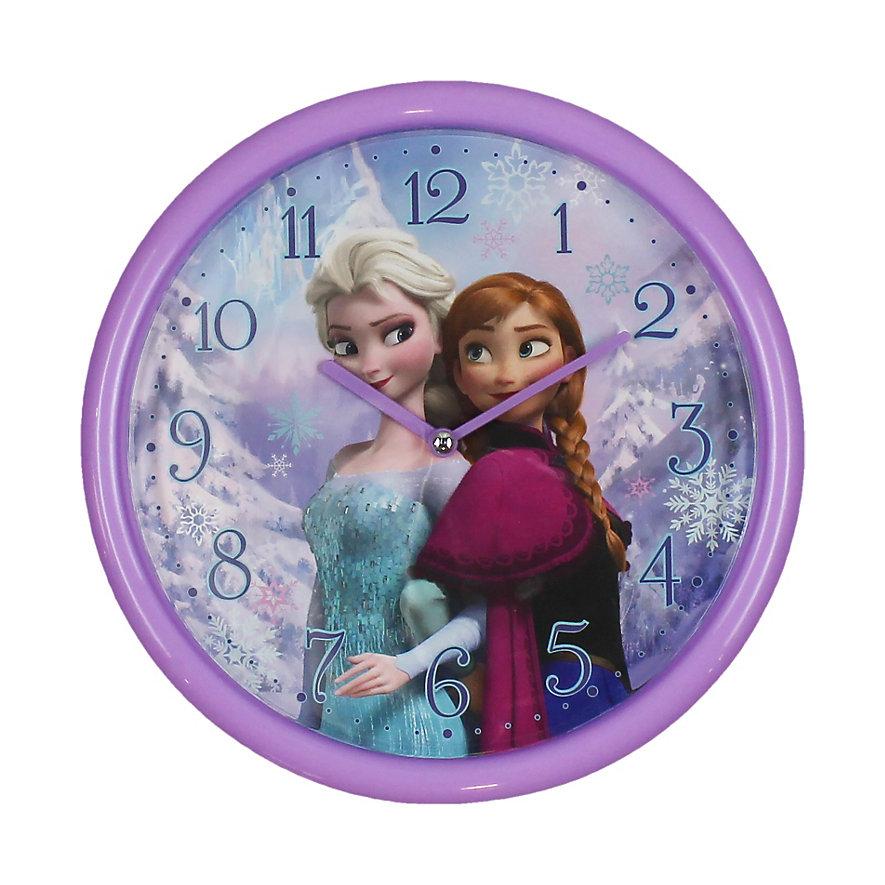 Widdop Kinderwanduhr Disney die Eiskönigen – Elsa & Anna DI222