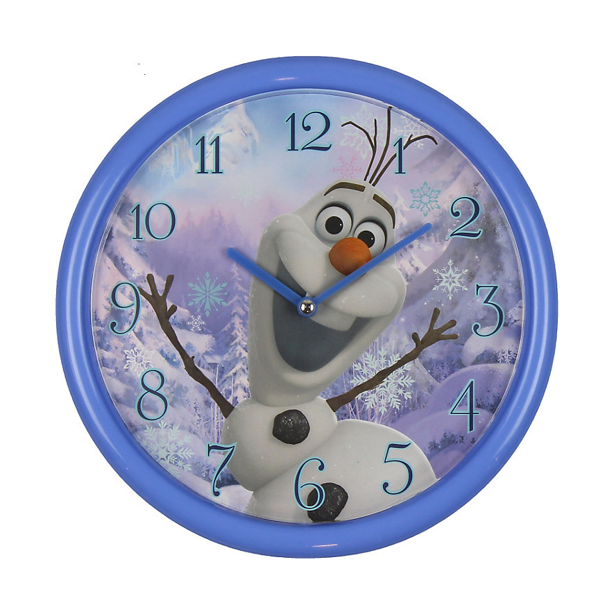 Widdop Kinderwanduhr Disney die Eiskönigen – Olaf DI221