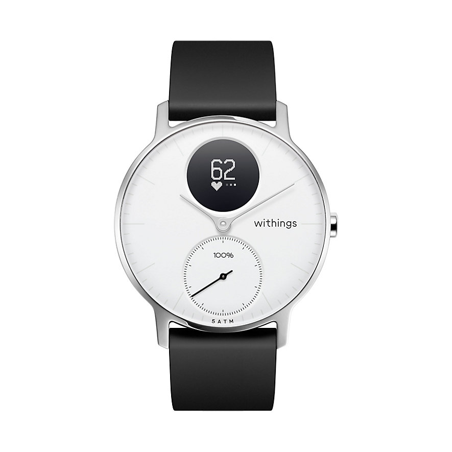 Withings Smartwatch HWA03b-36 white W2