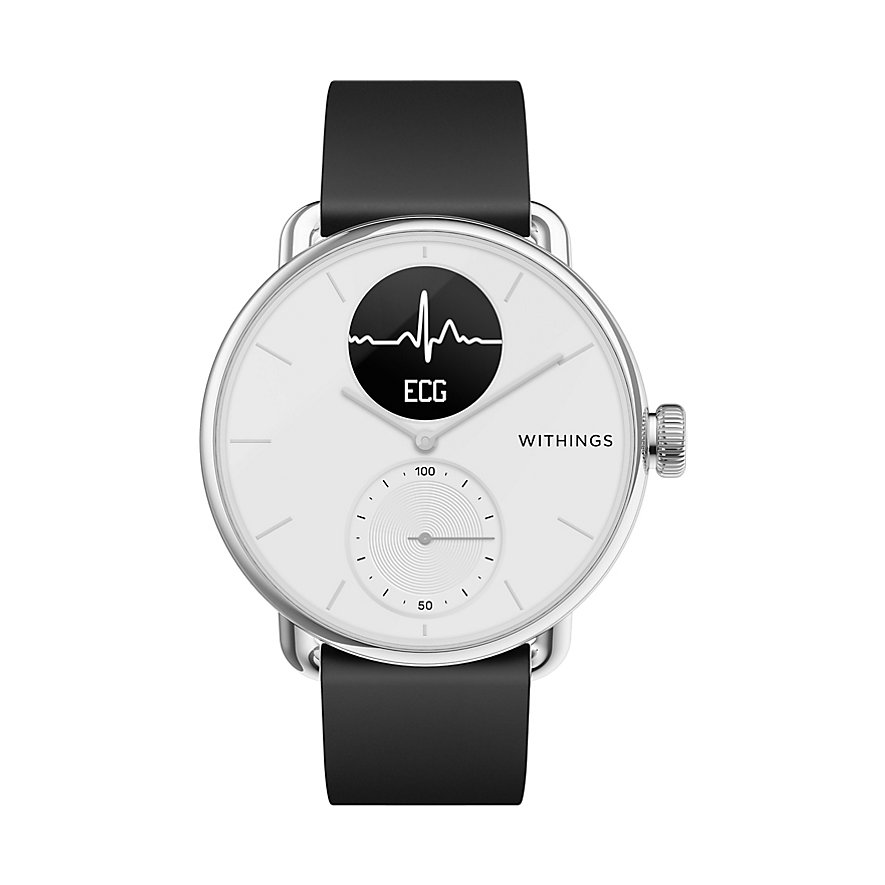 Withings Smartwatch HWA09-model 1-All-Int (38-white)