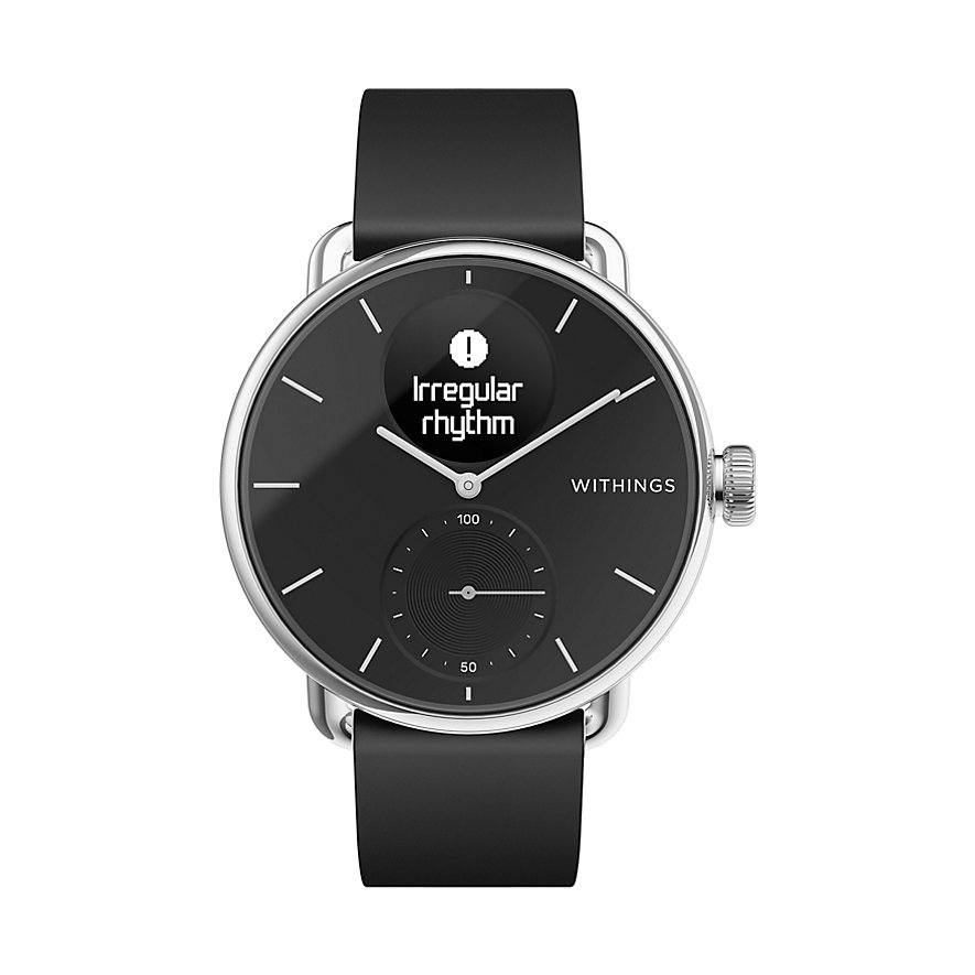 Withings Smartwatch HWA09-model 2-All-Int (38-black)