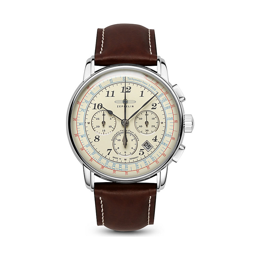 Zeppelin Chronograph 126 Los Angeles 7624-5