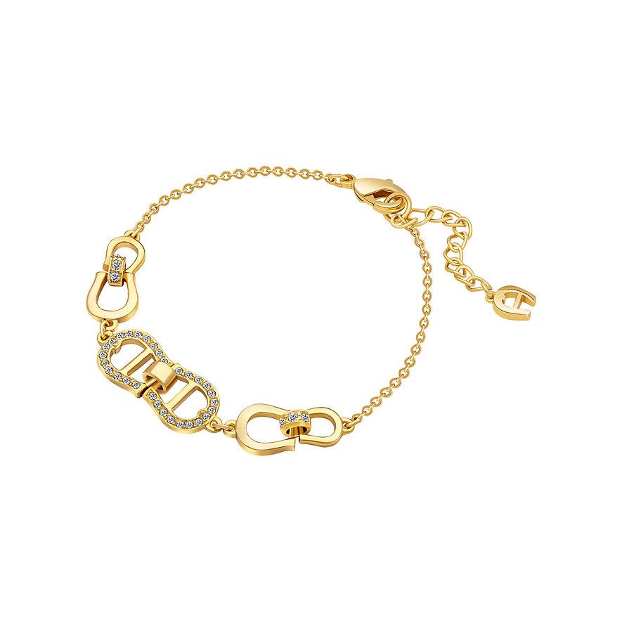 Aigner Armband A670167 Mässing