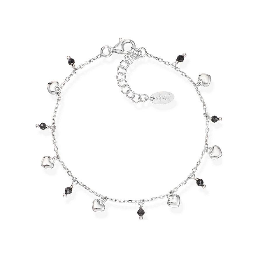 Amen Armband Candy Charms BRMICUBN 925 Silver