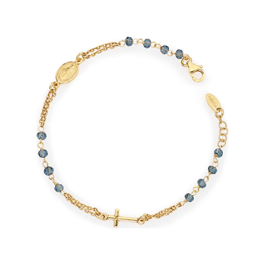 Amen Armband Rosaries crystal BROGBL3