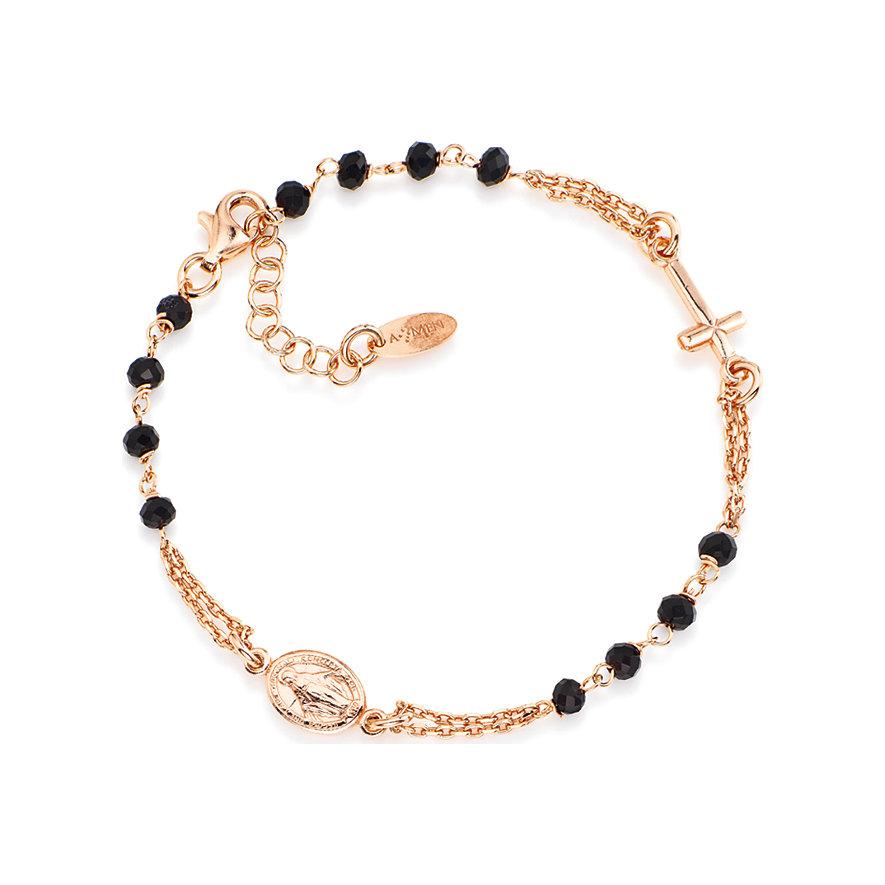 Amen Armband Rosaries crystal BRORN3