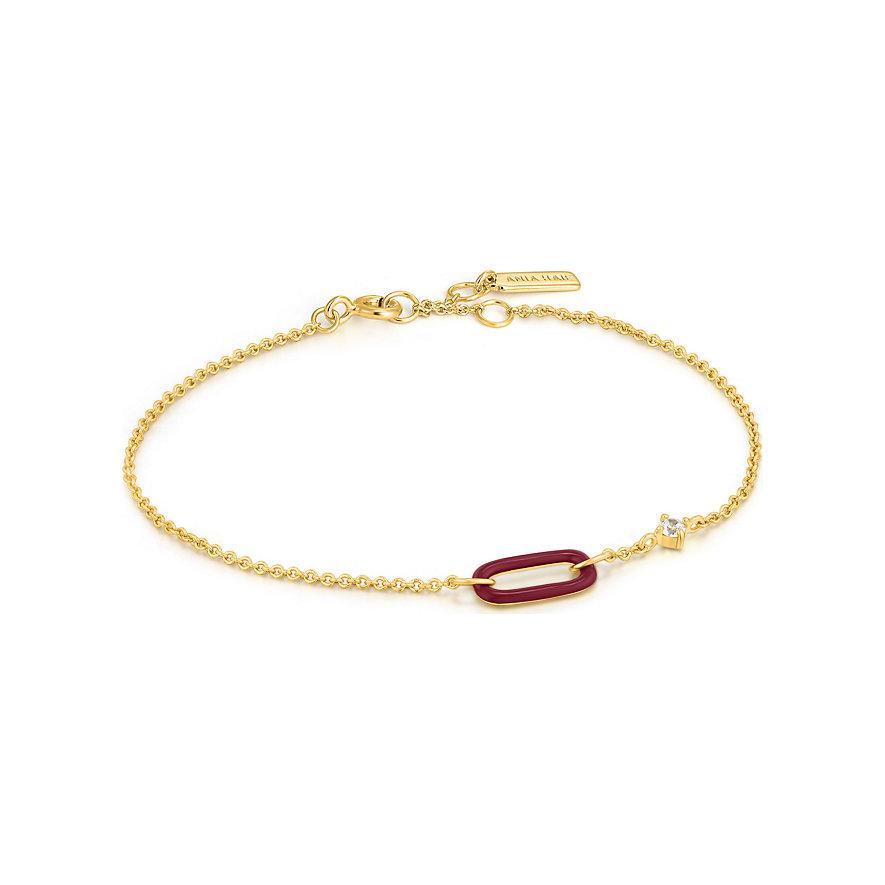Ania Haie Armband B031-02G-R 925 Silver