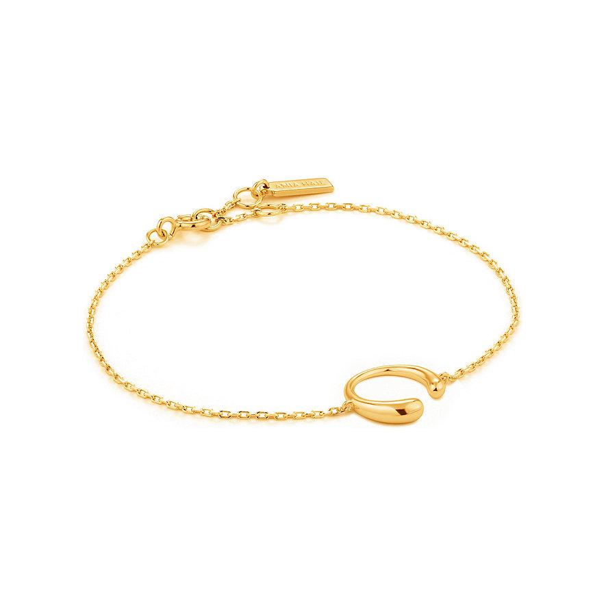 Ania Haie Armband Luxe Curve B024-01G