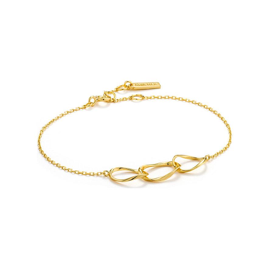 Ania Haie Armband Swirl Nexus B015-01G
