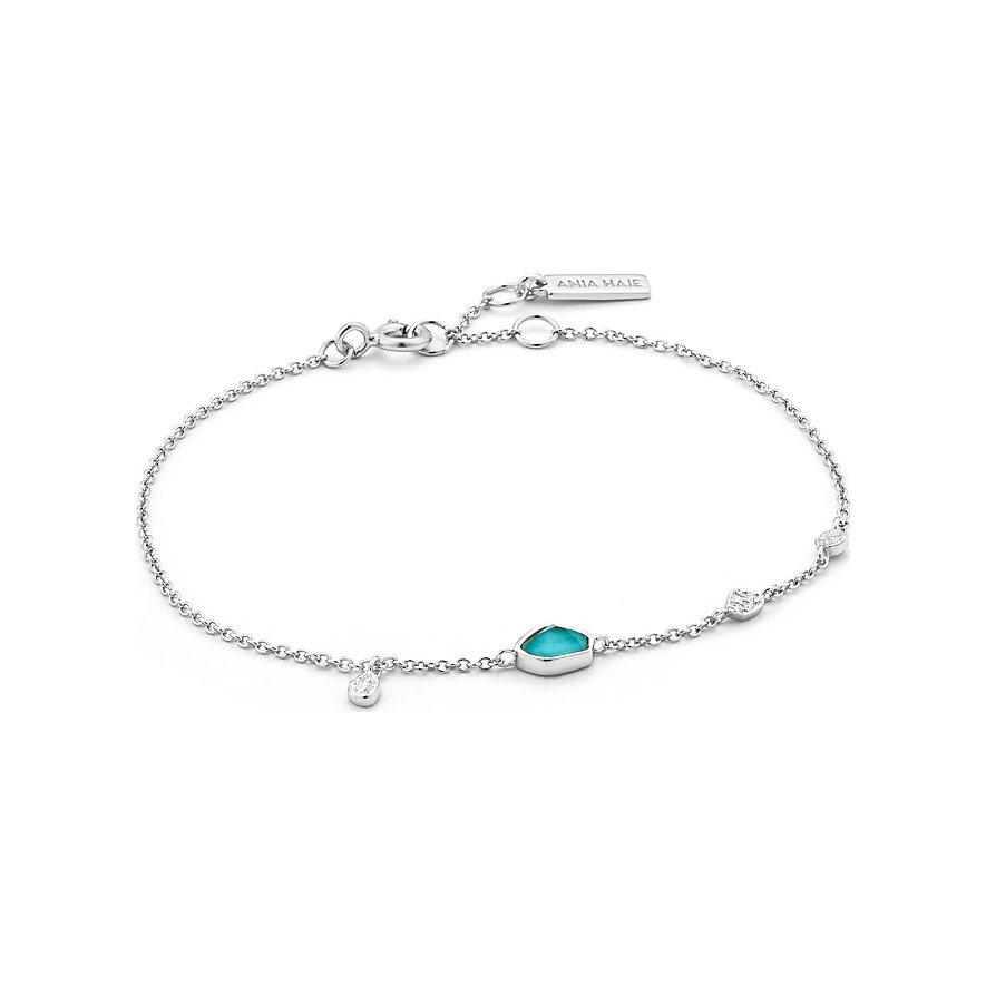 Ania Haie Armband Tourquoise Discs Bracelet B014-01H