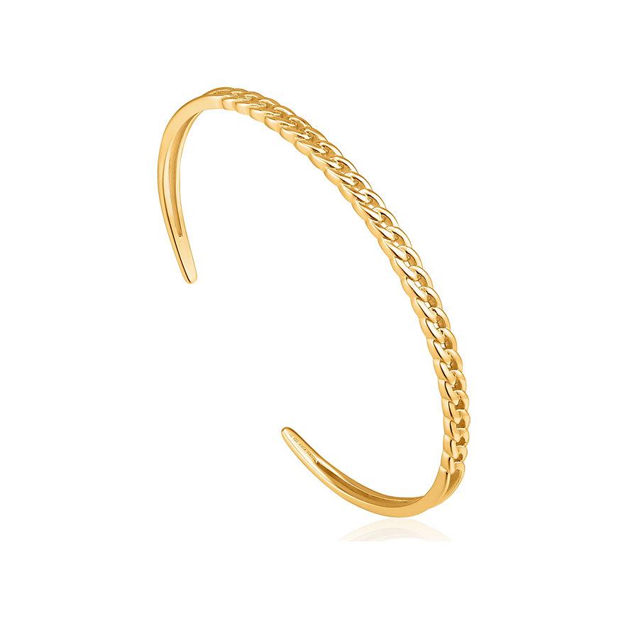Ania Haie Armreif Curb Chain Cuff B021-05G