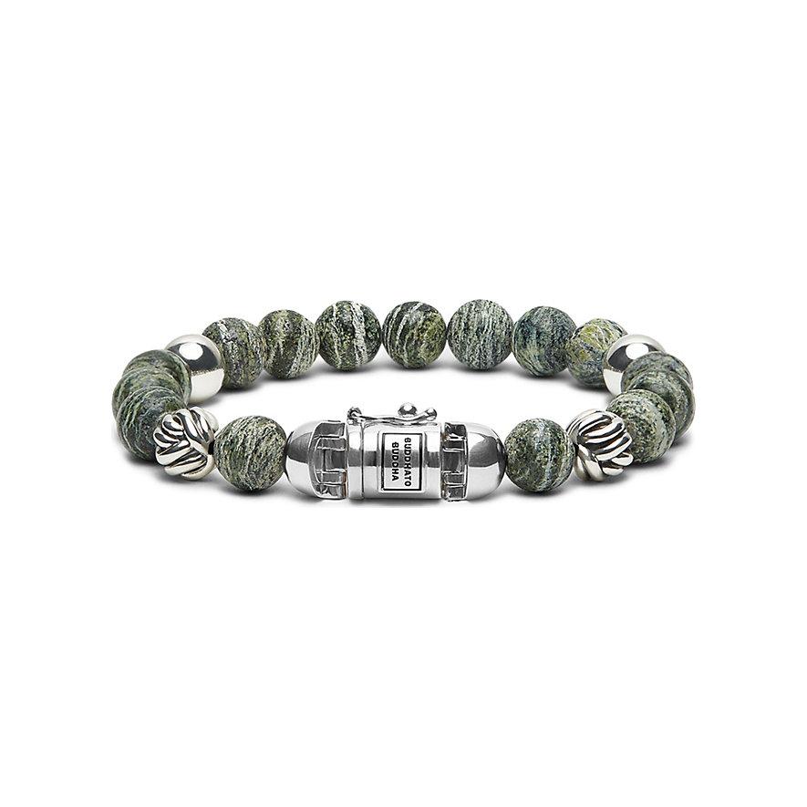 Buddha to Buddha Armband Spirit Bead Green 001J011882506