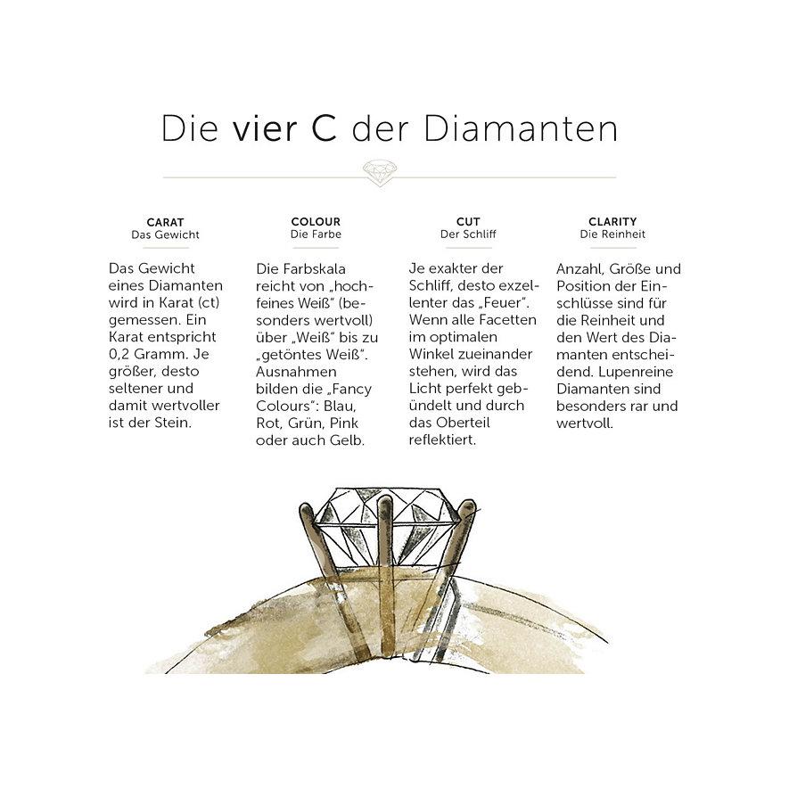 CHRIST Diamonds Armband 87025675