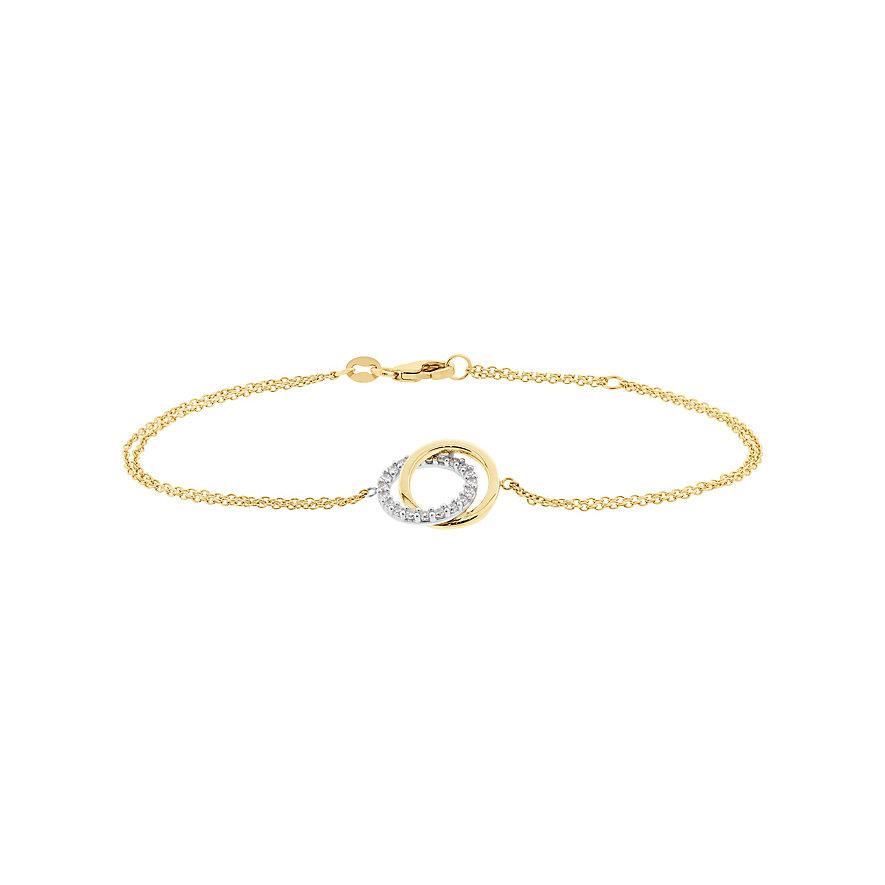 CHRIST Gold Armband 87010775