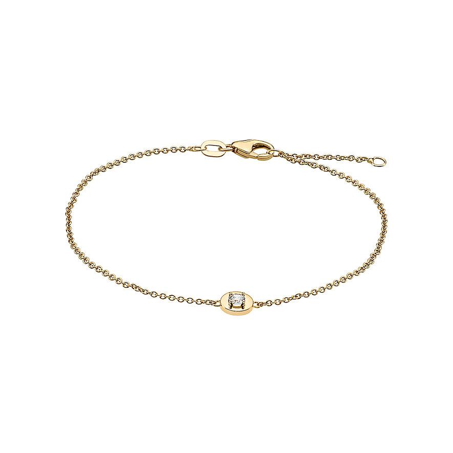 CHRIST Gold Armband 87216101